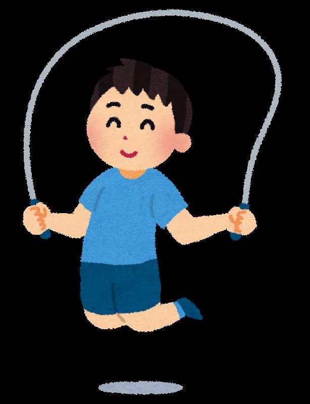 新縄跳び競技、ロープスキッピングって知ってる?   satoshi