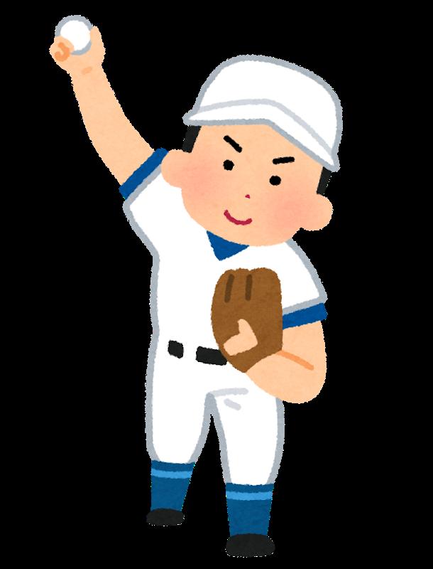 人に教えたくない投球術③野球-2 | satoshi